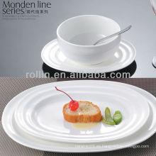 Vajilla de cerámica, vajilla de cerámica, utensilios de cocina de cerámica