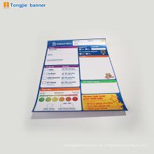 China fábrica de alta qualidade por atacado barato impressão de calendário poster personalizado