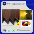 Manufacturer Wood Grain Effect Polyester Powder Coating