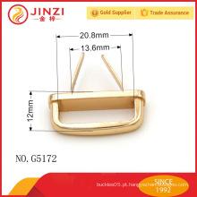 Liga de zinco moda acessórios saco atacado