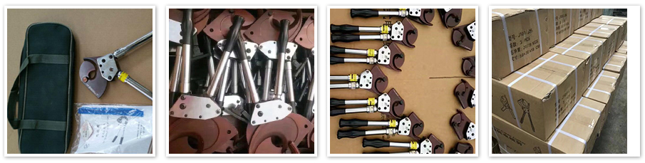 packing of cable cutter