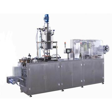 Automatic Liquid Chocolate Blister Packing Machine