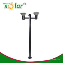 CE y patente al aire libre LED césped lámpara solar jardín light(JR-B007-2)