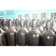 High Purity Nitrogen Gas Seamless Stainless Steel Cylinder
