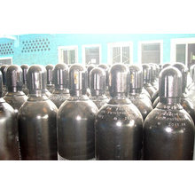 Цилиндр из нержавеющей стали с высокой чистотой азота