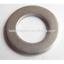 Rondelle plate en acier inoxydable