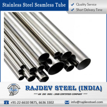 High Precision Stainless Steel Seamless Tube 321 from Wholesale Dealer at Attractive Price