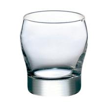Copo de vidro de vidro de cerveja de 210ml Copo de vidro do uísque