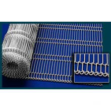 Transportador de cinta de malla de alambre de acero inoxidable