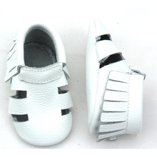Äkta Läder Soft Sole Fancy Baby Sandaler
