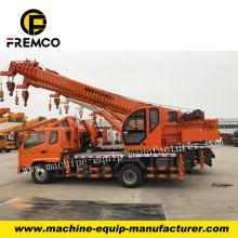 8 Tons Truck Cranes For Sale Low Price