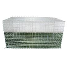 welded hot-dipped galvanized gabion box