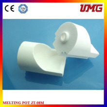 Dental Lab Centrifuge Casting Crucibles, Fused Silica Crucible, Silica Quartz Crucible