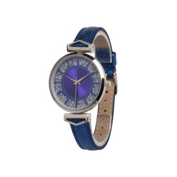 Soem kennzeichnete Uhr- / Art- und Weiseentwurfs-Frauen-Uhr- / Japan-Bewegungs-Quarz-Uhr für Frauen
