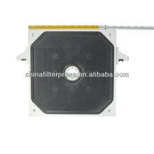 High Pressure Rubber Membrane Filter Plate