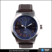 Relógio de marca relógio de pulso mais recente relógio de pulso de quartzo de telefone celular