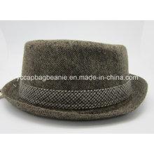 Chapéu de lã, Fashin Chapéu de feltro de lã