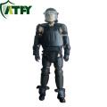 Защитная полиция для тела Защитный костюм для борьбы с массовыми беспорядками Большое количество военного защитного снаряжения Защитный костюм для всего тела