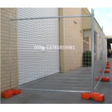 Galvanisierter Australien Outdoor Temporary Fence