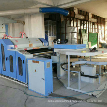 Modern Design Nonwoven Technicals Carding Machine Wool Carding Machine Plain Carpet Making machine