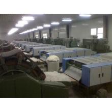 Alpaka Kaschmir Deharing Textilmaschine