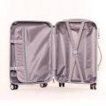 Impression colorée à la mode Le meilleur bagage de voyage léger Hard Shell Carry on PC Luggage