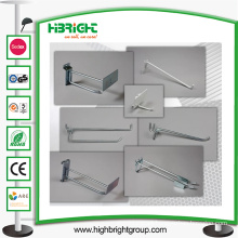 Shopfitting Metal Hooks for Supermarket Stores