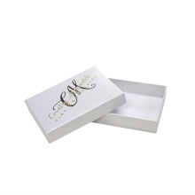 Caixa cosmética de empacotamento do papel da especialidade com tampa