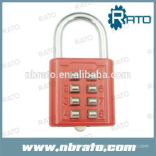 RP-155 number push button padlock