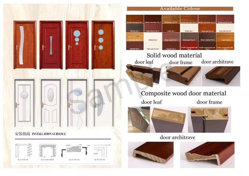 WOOD DOOR3