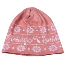 Chapéus acrílicos feitos sob encomenda do inverno do Beanie