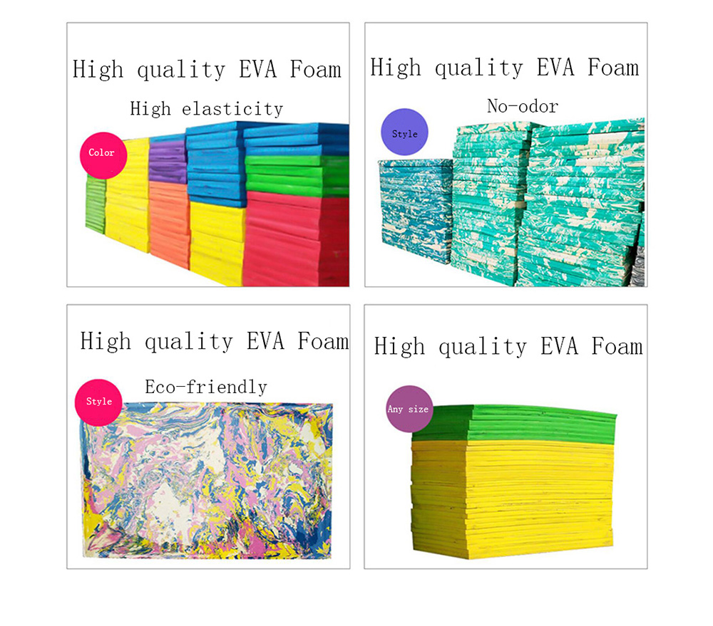 EVA foam sheet for packaging