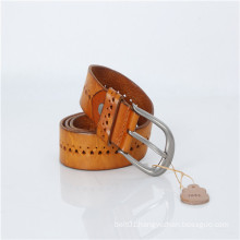 2014 real leather belt men