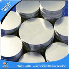 Novos discos de aço inoxidável fabricados na China