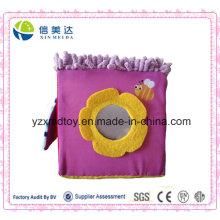 Engraçado projeto personalizado esponja enchimento brinquedo do bebê de pelúcia