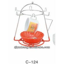 PVC'PE base Cup Halter
