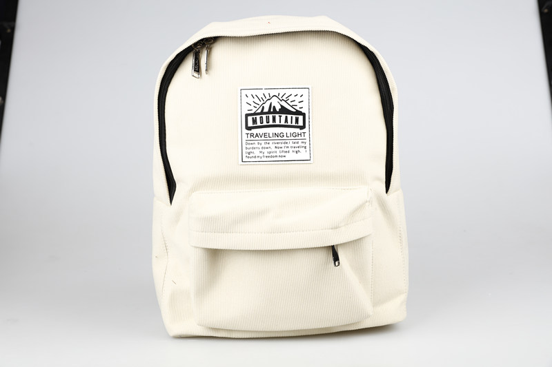 cloth backpack