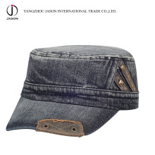 Military Cap Fidel Cap Baseball Cap Fedel Hat Military Hat Golf Cap Jeans Cap Washed Denim Cap