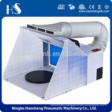 HSENG HS-E420K airbrush extractor/spray booth