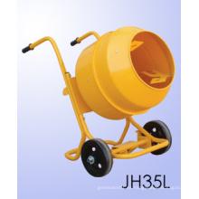 Mezclador de hormigón aprobado CE (JH 35L)