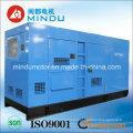 Gerador elétrico diesel de refrigeração água de 160kVA 128kw