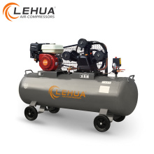 6.5hp 200 litres 3 cylindres essence compresseur d'air