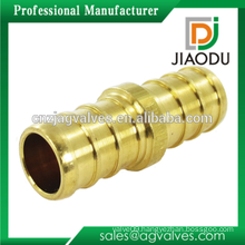 Brass Pex Barb Coupling Splice Crimp Brass Fittings