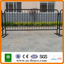 Olympics metal Barricade fence