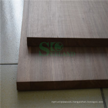 High Quality Black Walnut Solid Panel for Decoration
