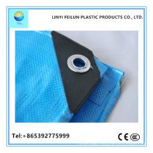 High Quality Blue Tarpaulin Main for South Asia Market