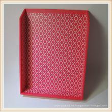 Bandeja especial de papel de cartulina / Bandeja de escritorio A4