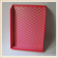 Tabuleiro de papel especial para tabuleiro / tabuleiro de trabalho A4