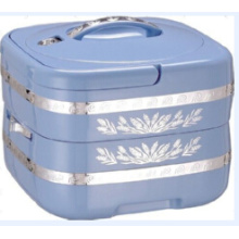 4.8L Plastic Lunch Box