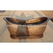 Copper Badewanne für Hotel & home / beliebte Salable Badewanne
